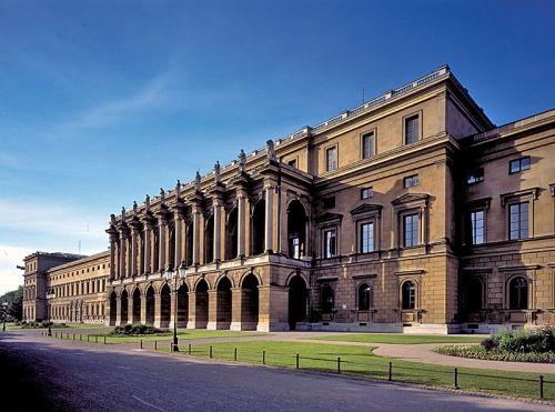 резиденция королей в мюнхене