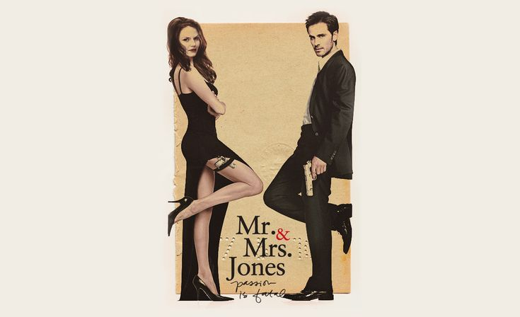 Mr and Mrs Jones by NYVelvet on deviantART