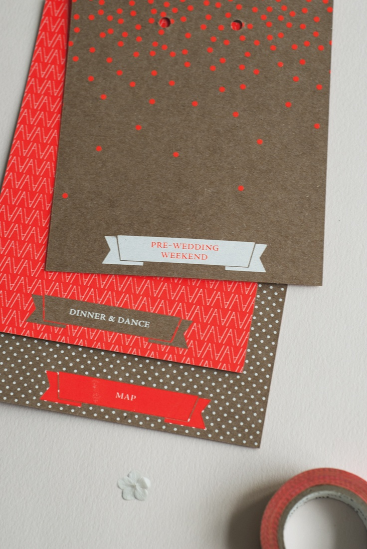 Graphic design, photography & Styling by De Liefdesfabriek. wedding stationery