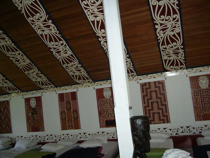Whakairo ano in Te Waiherehere
