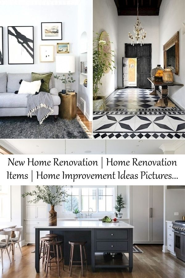 New Home Renovation Home Renovation Items Home Improvement Ideas Pictures In 2020 Home Home Improvement Home Renovation