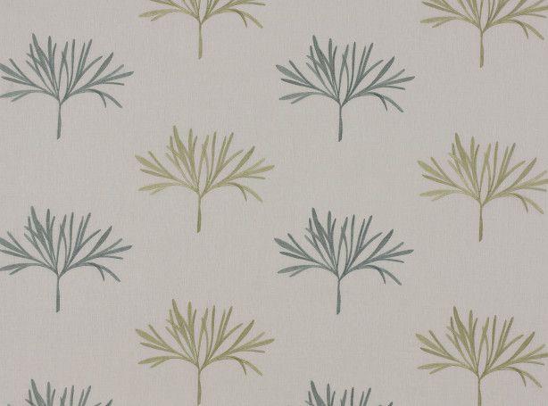 Flori Spearmint - Pippin : Upholstery Fabrics, Prints, Drapes & Wallcoverings