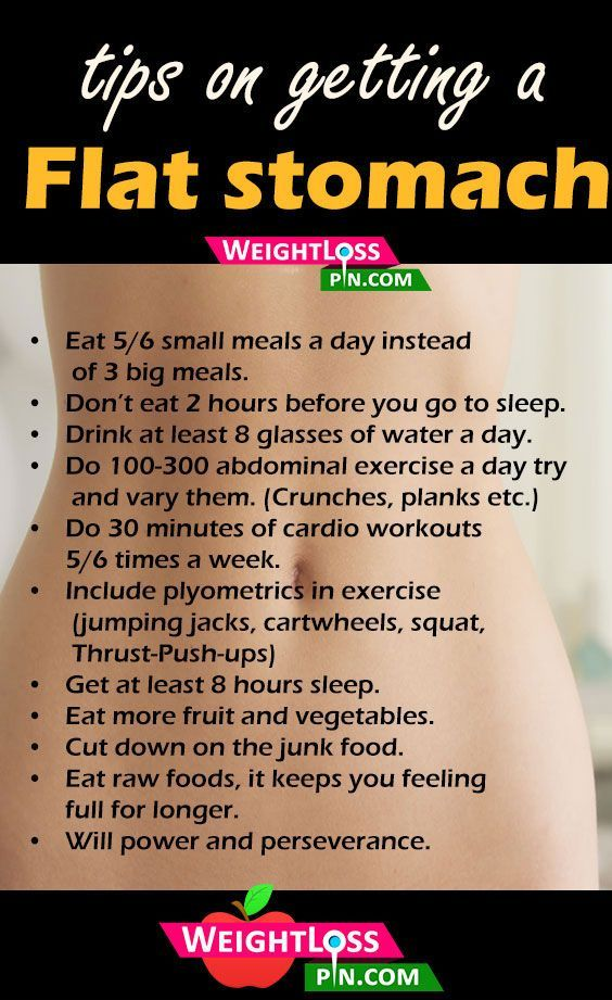 2 Week Flat Belly Workout Challenge
