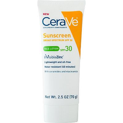CeraVe Invisible Zinc With SPF 50