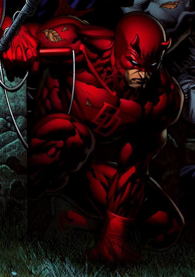 Matthew Murdock Earth 1610 Marvel Comics Murdock