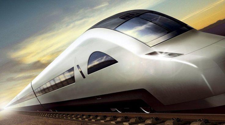 Железнодорожные поезда и вагоны
