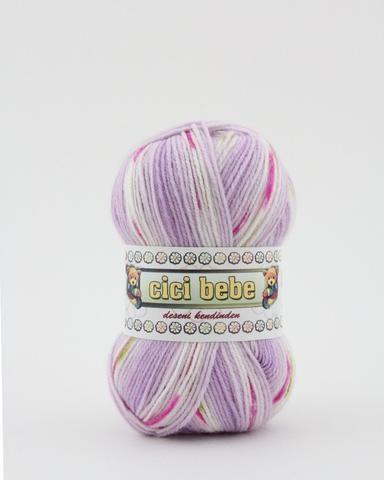 Cicibebe 595-03 - Boysenberry Sprinkles