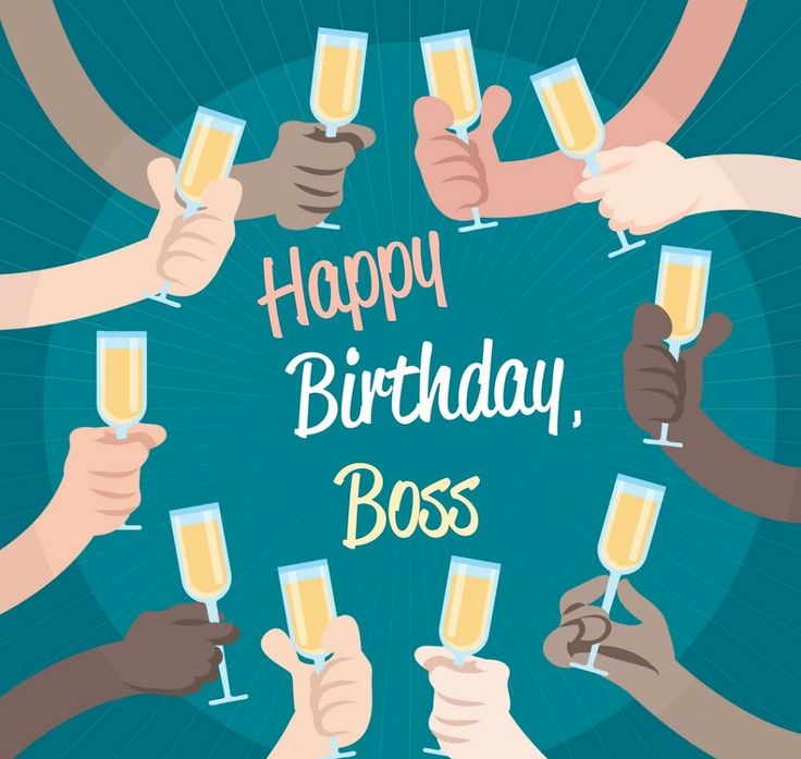Happy Birthday Wishes To My Boss Quotes: Best 25+ Happy Birthday Boss Ideas On Pinterest