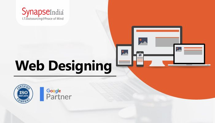 Get Striking Web Designing Solutions From Synapseindia To Deliver An Exceptional User Experience On All De Web Design Website Design Company Web Design Company