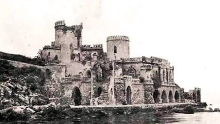1920'lerde Bulwer şatosu, Yassı Adası