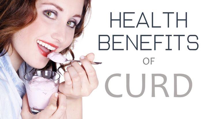 Health Benefits of Curd | Yogurt Health Benefits