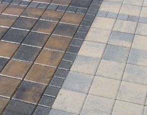 How to seal your brick pavers-reduces weeds, deters ant colonies, increases paver lifespan, etc.