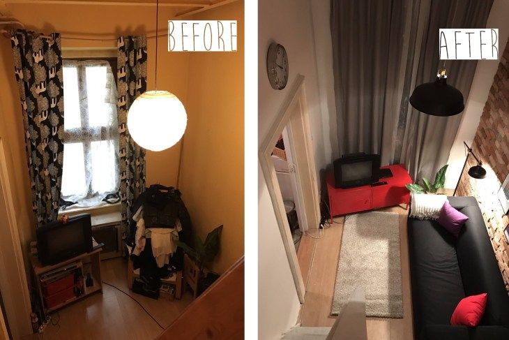 Before-After Livingroom