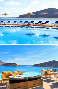 149 € -- Jacuzzi-Suite im 5*-Hotel auf Kreta, 55% Rabatt