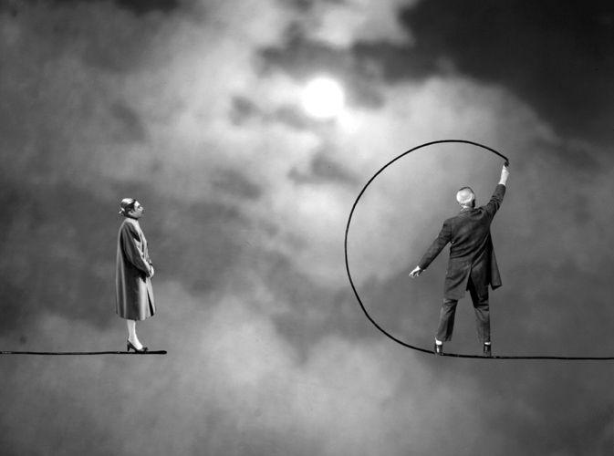 Gilbert Garcin …is a french photographer from...   gazette inspiration collector / the blog