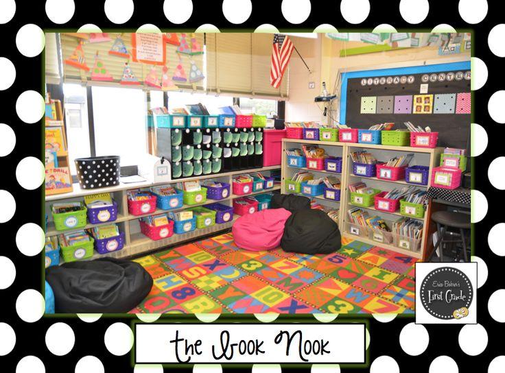 Erica Bohrer's First Grade: Photos of My First Grade Classroom
