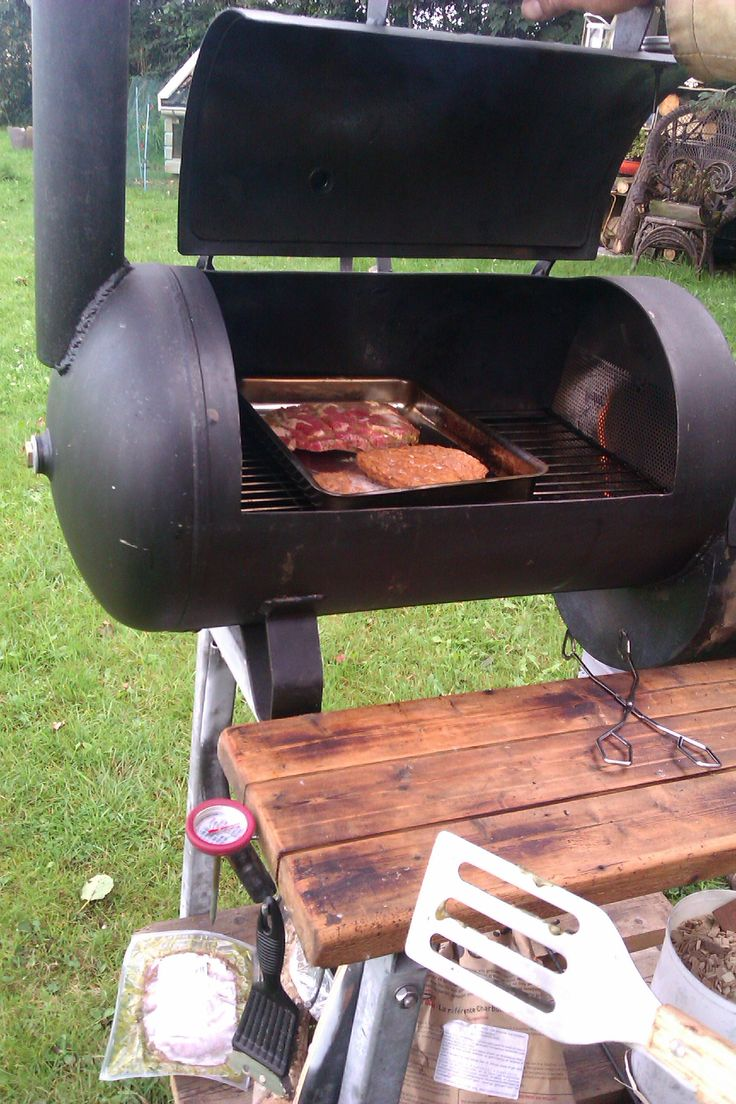 130 best bbq smokers images on pinterest homemade smoker