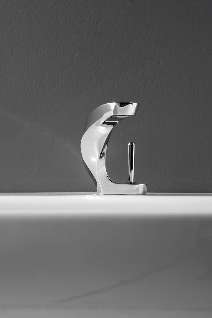Lamp graff bathroom faucets - A Simple Beauty The Ametis Lavatory Faucet Designed By Davide Oppizzi