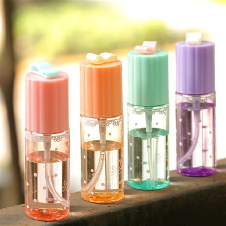 35ml Refillable Portable Mini Bottle Travel Spray Atomizer Empty Perfume Bottle Scent Pump Case Make Up Tool ZHH805