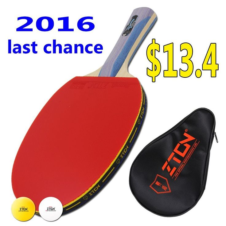 Brand Quality 7 stars Table tennis racket Ddouble Pimples-in rubber Ping Pong Racket tenis de mesa table tennis #clothing,#shoes,#jewelry,#women,#men,#hats,#watches,#belts,#fashion,#style