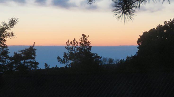 False horizon 43
