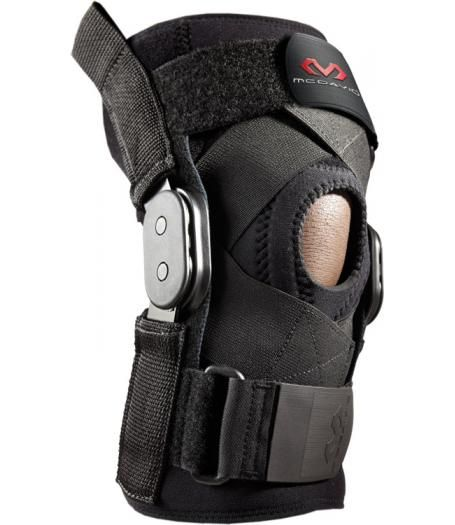 The McDavid Knee Brace with PSII Hinges & Cross Straps 429RX is designed for maximum support and recovery from serious injuries. For prevention and recovery from ACL and MCL knee injuries.  #mcdavid #mcdavid429rx #mcdavidhingedknee #mcdavidkneebrace #mcdavidhingedkneebrace #hingedkneebrace #hingedknee