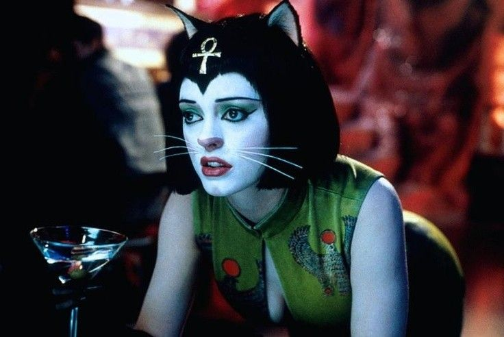Rose McGowan as Miss Kitty in Monkeybone, in our top ten Rose McGowan fashion moments. More images here: http://www.dazeddigital.com/fashion/article/19311/1/rose-mcgowan