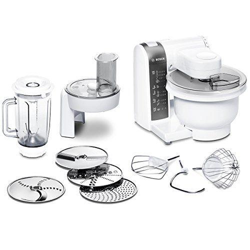 Offerta di oggi - Bosch MUM48020DE Küchenmaschine 600 W, 3,9 L - Philips Cucina Küchenmaschine