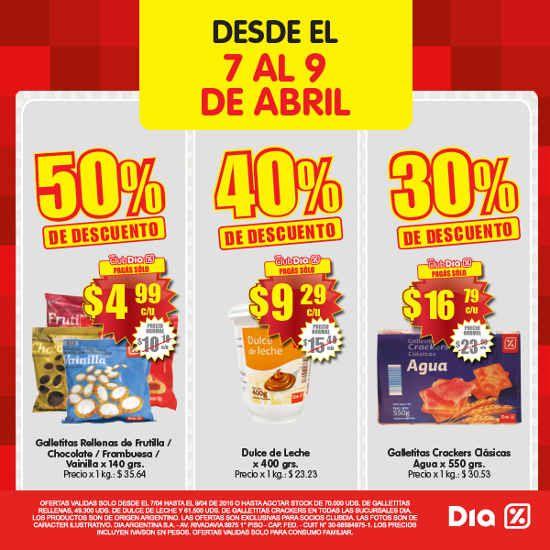 Supermercado DIA ofertas
