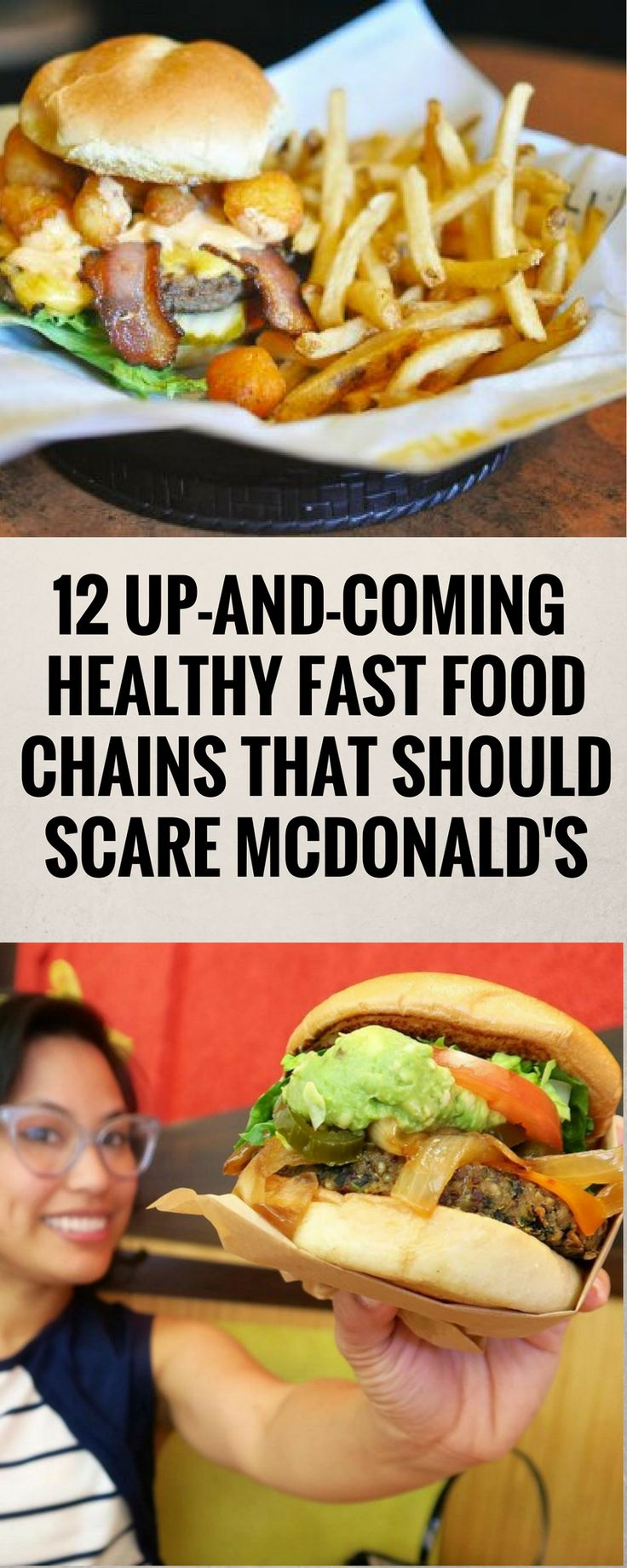 12 up-and-coming healthy fast food chains that should scare McDonald's /.