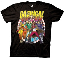 """Look for more """"The Big Bang Theory"""" merchandise in stores as show ramps up licensing deals."""