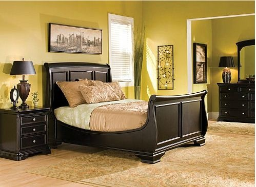raymour flanigan reflections 4pc king bedroom set furniture