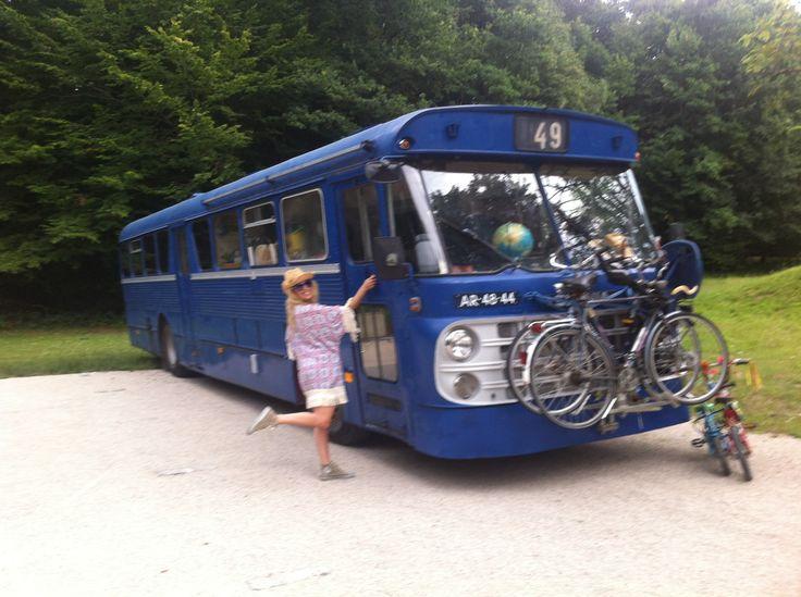 bus home sweet him hippie chic
