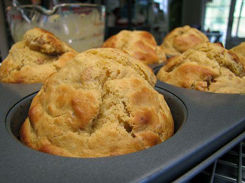 Peanut Butter Muffins... is it breakfast, desert, or both?
