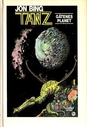 """""""Tanz - gåtenes planet"""" av Jon Bing"""