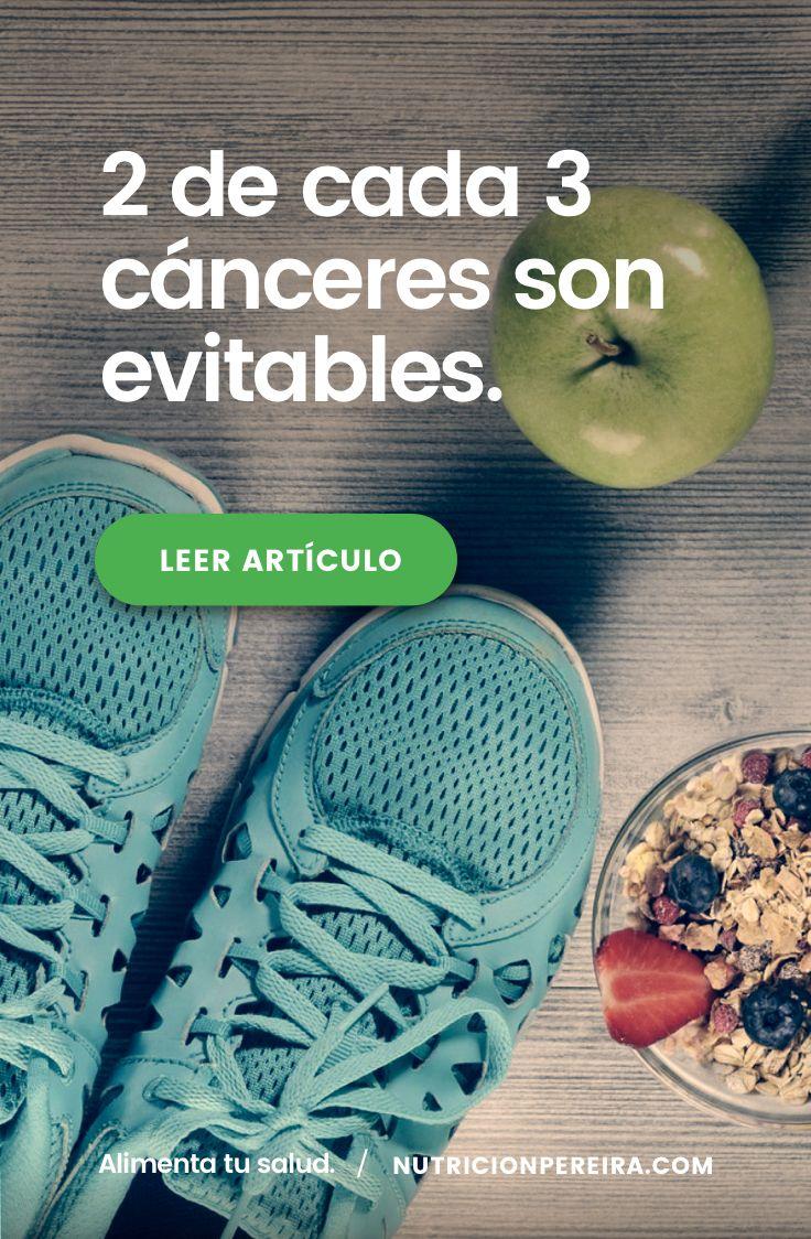 ⚠️ ¡Alerta! 2 de cada 3 cánceres son evitables ⬅️ Tenemos que apostar por un cambio real en nuestro estilo de vida. . . . . #cancer #anticancer #cuidate #alimentacionequilibrada #prevenir #salud #alimentacionsaludable #alimentacionsana #alimentacionconsciente #habitosaludables #alimentatusalud #nutricionpereira