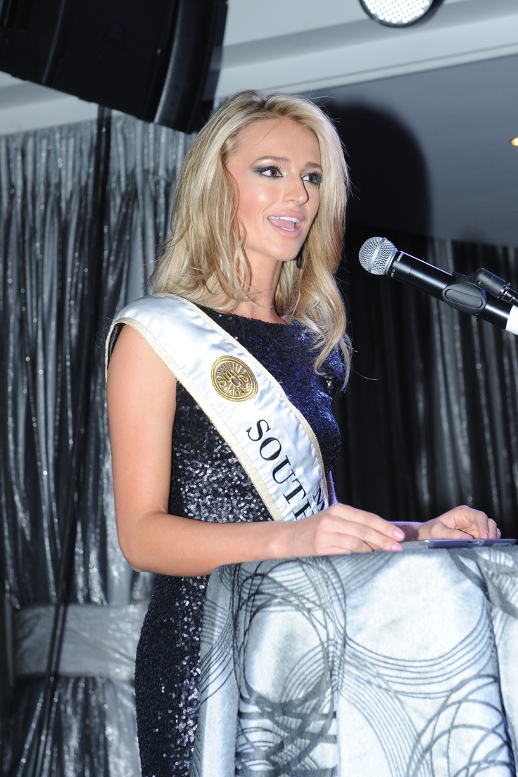 Miss SA Melinda Bam - Camelot International Graduation 2011