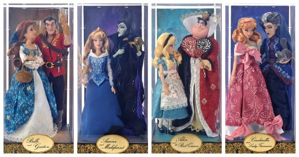 Disney Designer Dolls 2016 Collection Coming Soon