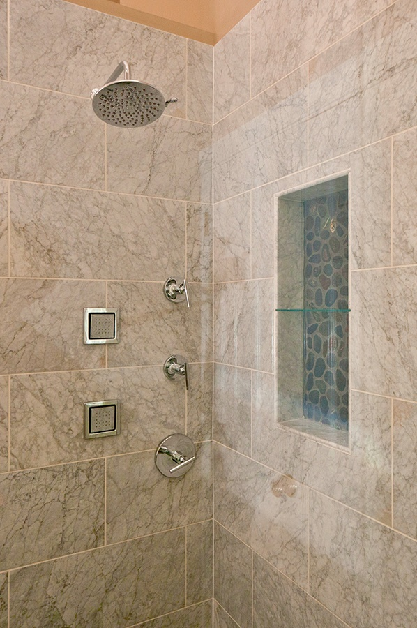 31 Best Images About Shower Gallery Niches Amp Benches On