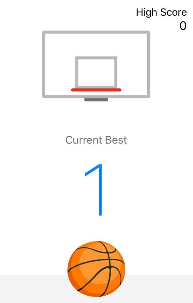 Facebook recently rolled out a basketball game in Messenger with the latest app update.