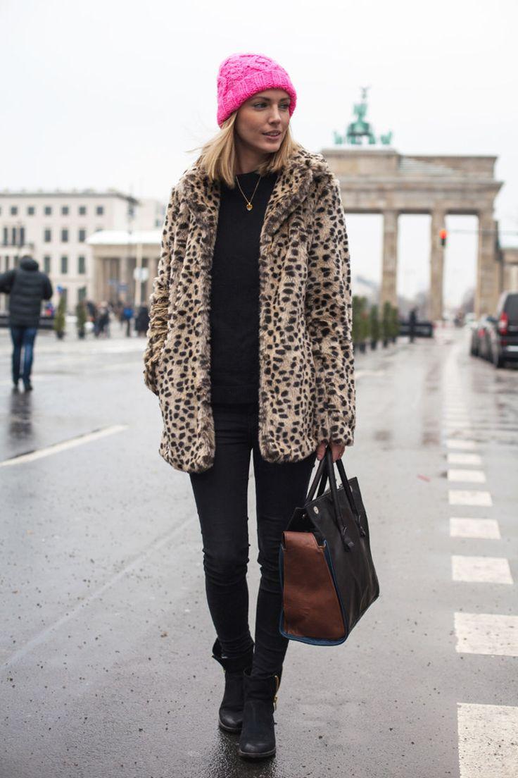 Street-Style – Fashion Week Berlin 2013: Der Stil auf Berlins Straßen
