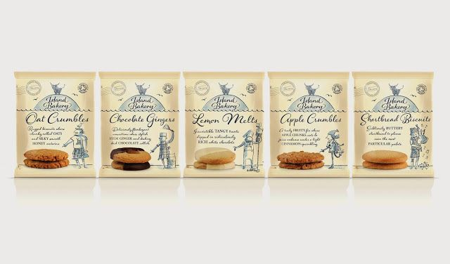 Island Bakery on Packaging of the World - Creative Package Design Gallery
