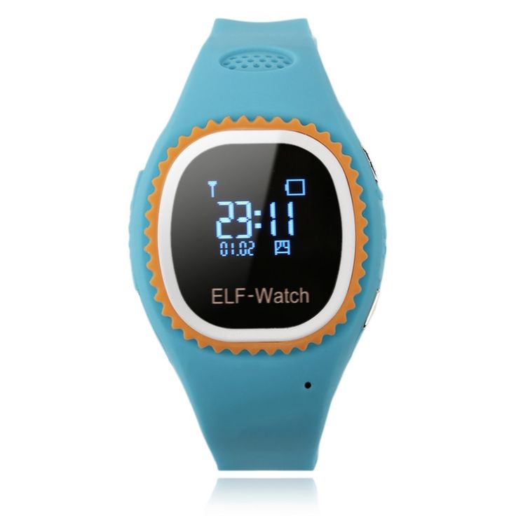 3G Smart Watch Clock Phone Finow K18 Android 4.4 Support
