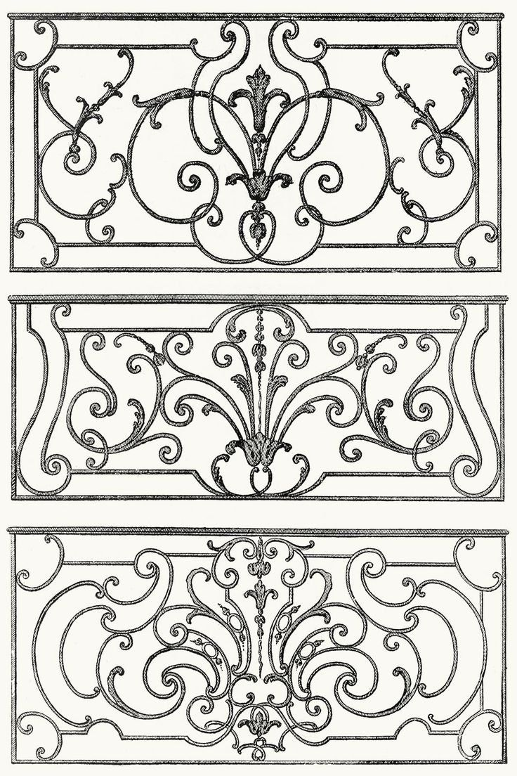 Menards Cast Iron Deck Panels Ornamental Bear Railing Wildlife   Menards Wrought Iron Railing   Handrail   Deck Railing   Spindles   Fence   Cattail