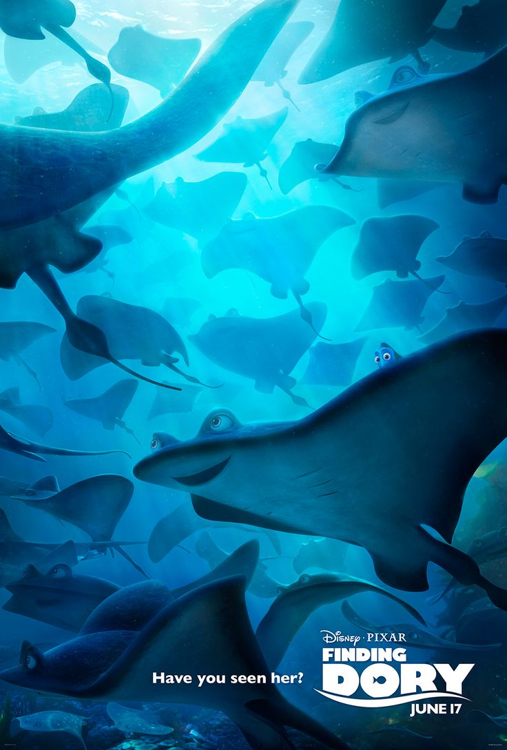 Can+You+Find+Dory+in+These+New+Finding+Dory+Posters?