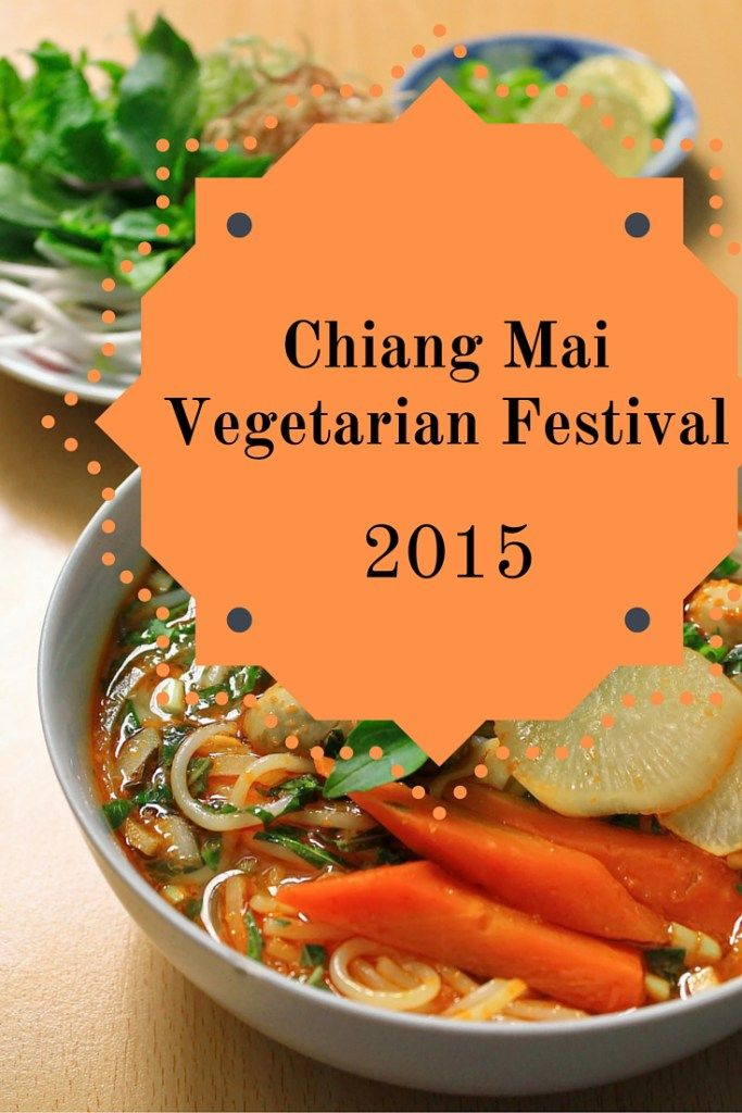 So what's the Chiang Mai Vegetarian Festival like? Here is some insight...