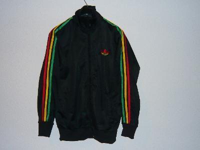 Adidas Jacket Rasta Picture