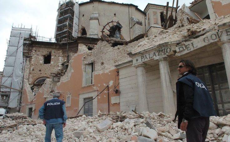 Le migliori precauzioni per proteggersi da un terremoto IMPORTANTE…