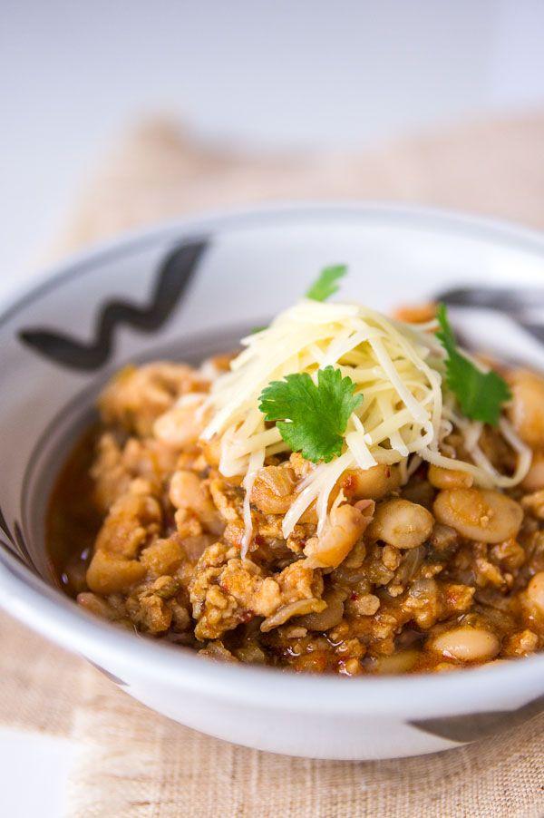 Chipotle Chicken Chili | Recipe