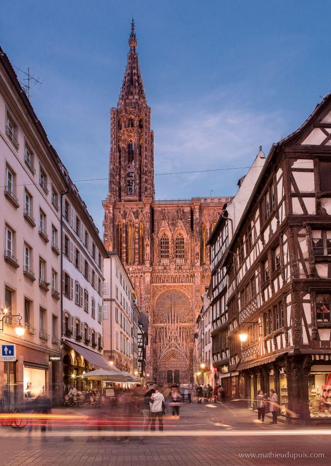 Carnet de voyage d'un photographe dans les ruelles de Strasbourg